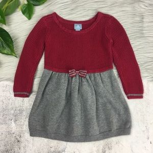 Baby Gap Knit Sweater Dress 18-24M